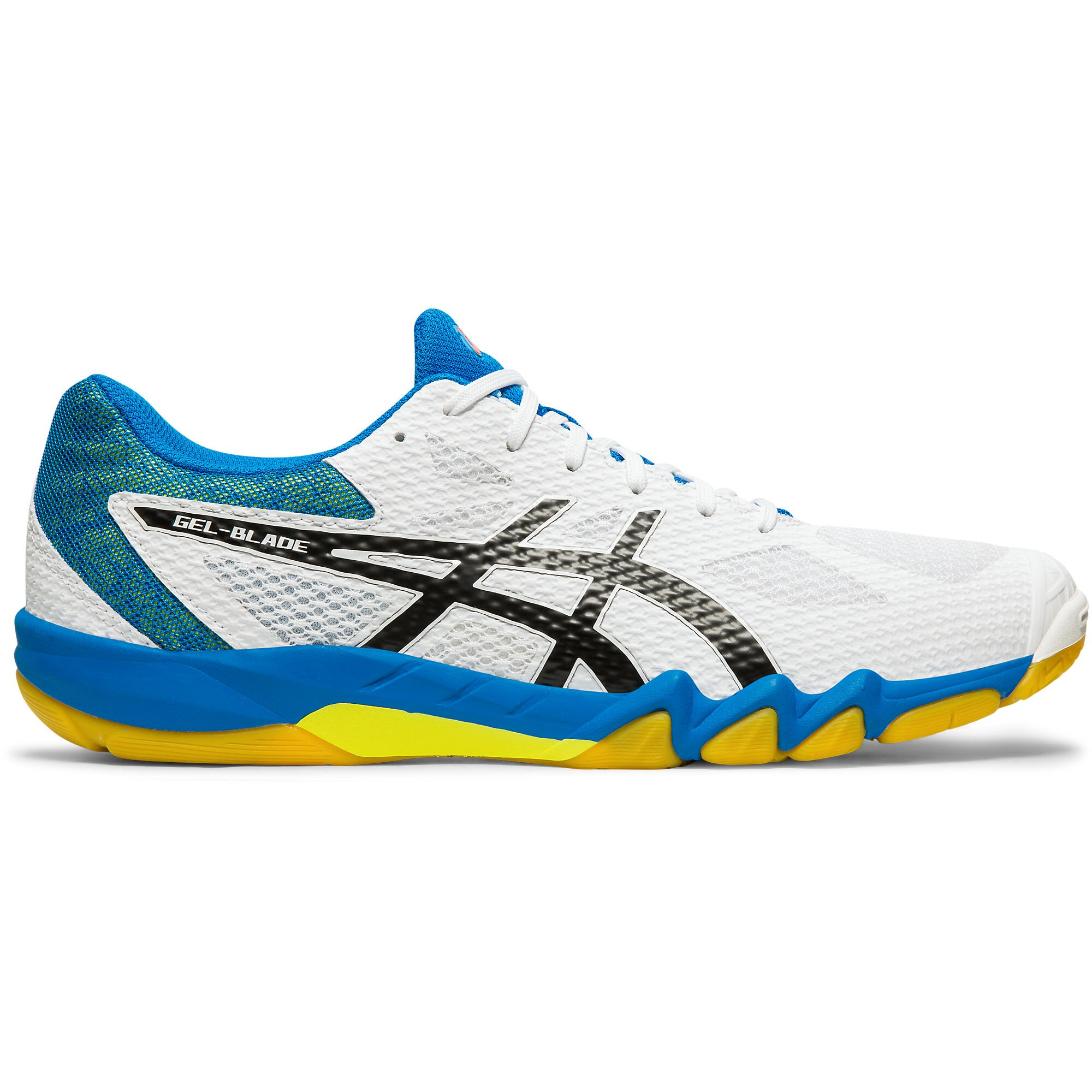 ASICS Gel Blade 7 White Black
