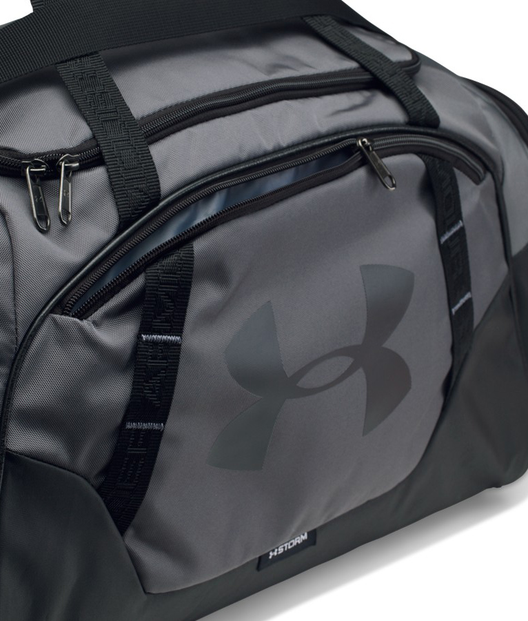 ef4a12d5d4a6d Under Armour Duffle 3.0 M Black Graphite - Torby sportowe