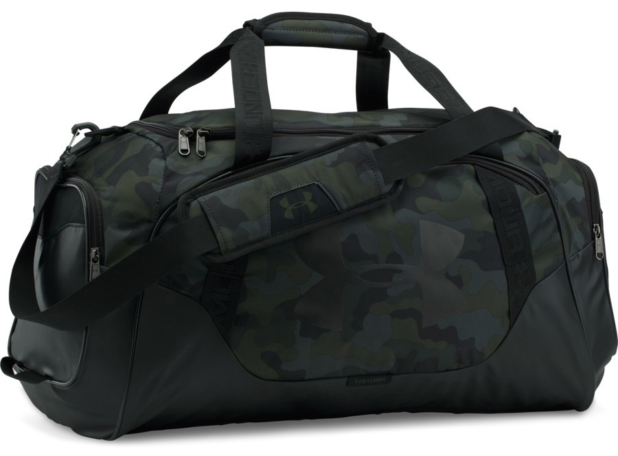 8dfdc0fc82c47 Under Armour Duffle 3.0 M Green - Torby sportowe