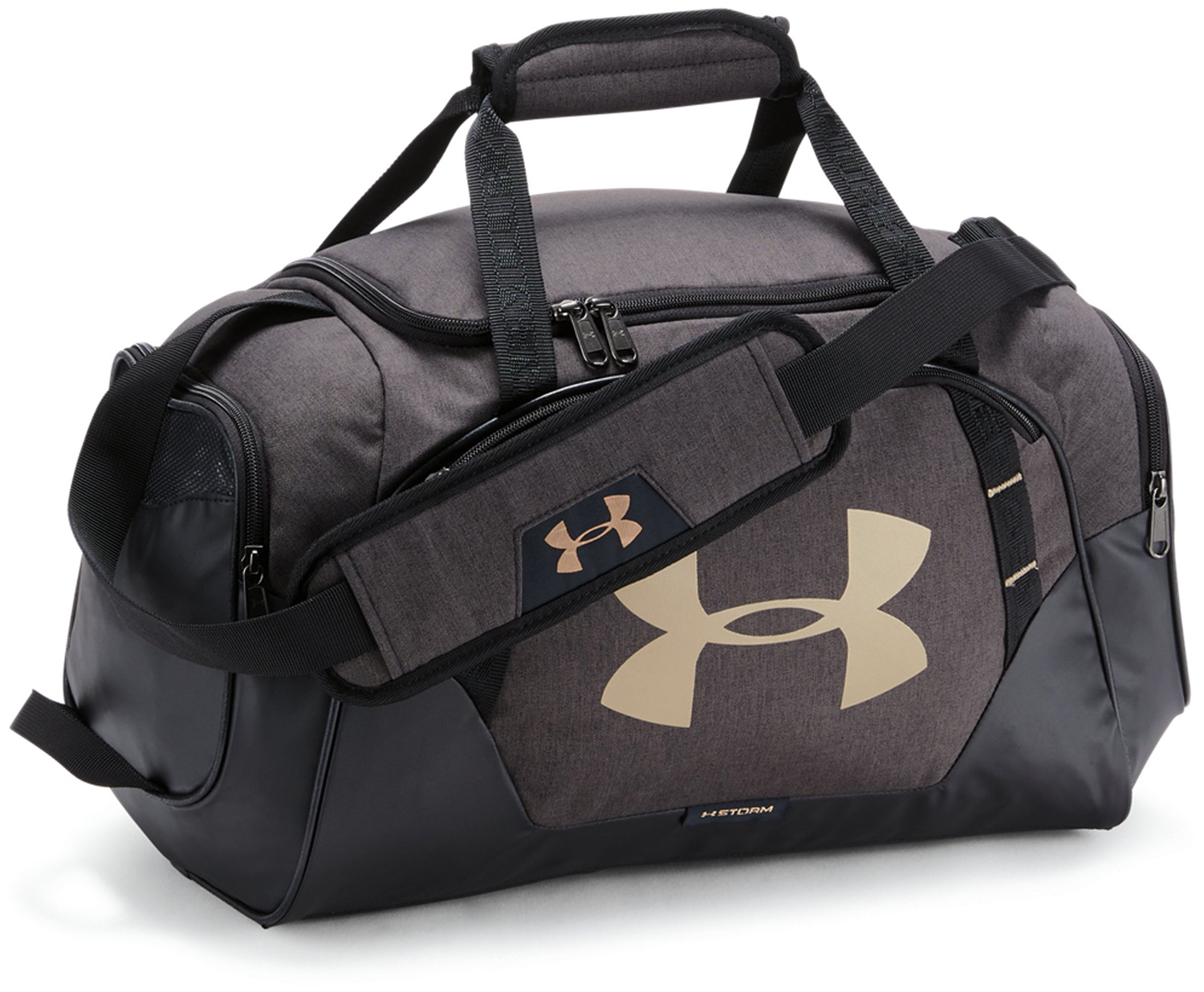 9232d45c8 Under Armour Undeniable Duffle 3.0 XS Grey - Torby sportowe