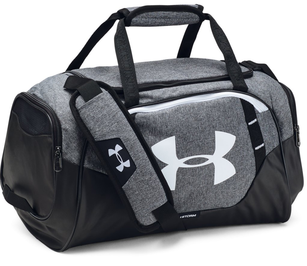 c2c61fd3ce1b2 Under Armour Undeniable Duffle 3.0 XS Grey - Torby sportowe