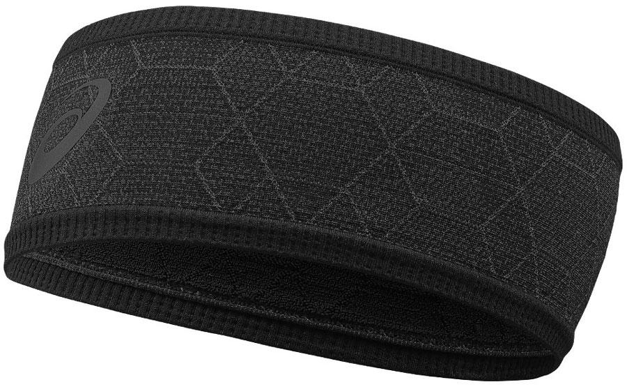ea70a19c1c3 Asics Headband Graphic Performance Black - Frotki i Bandany