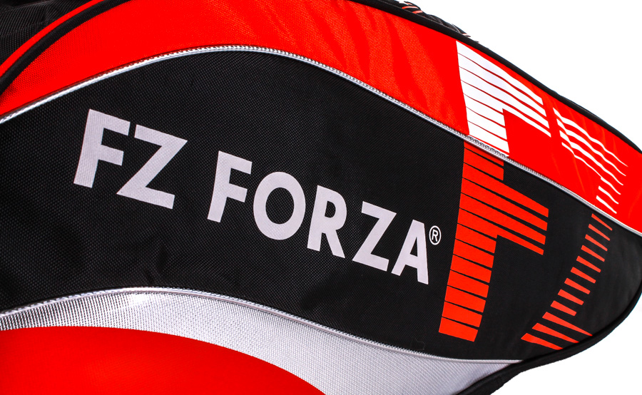 FZ Forza Tashin Red Black - Torby na rakiety