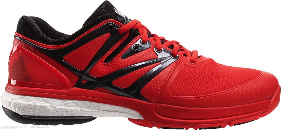 96316638ddac1 Adidas stabil boost Czerwony - Buty do squasha - męskie - sklep