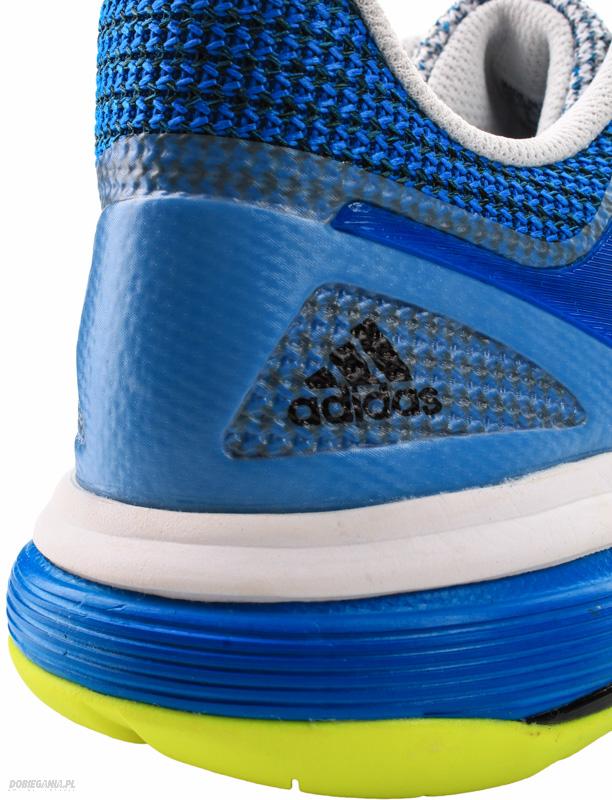 2e4e0730a1620 Adidas Court Stabil 13 Grey - Buty do squasha - męskie - sklep