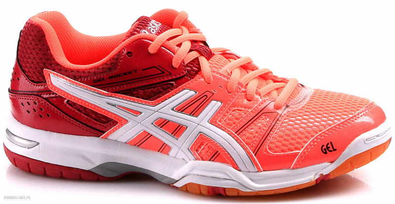 Asics Gel Rocket 7 Coral 0601