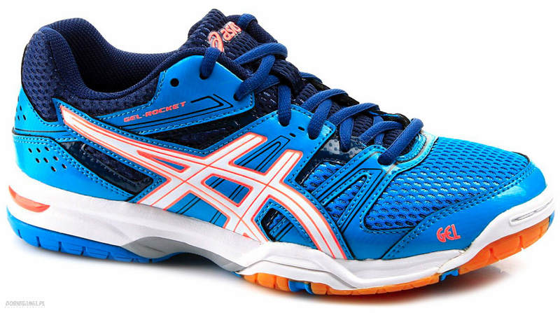 Asics Gel Rocket 7 Blue 4301