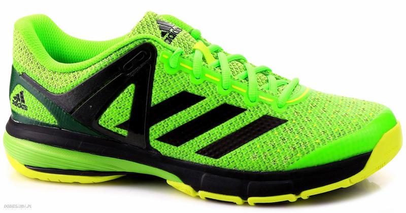 c79126eff6344 Adidas Court Stabil 13 Green - Buty do squasha - męskie - sklep