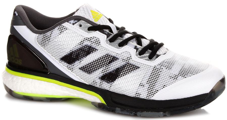 gdzie kupić dobra tekstura przybywa Adidas Stabil Boost 20Y White
