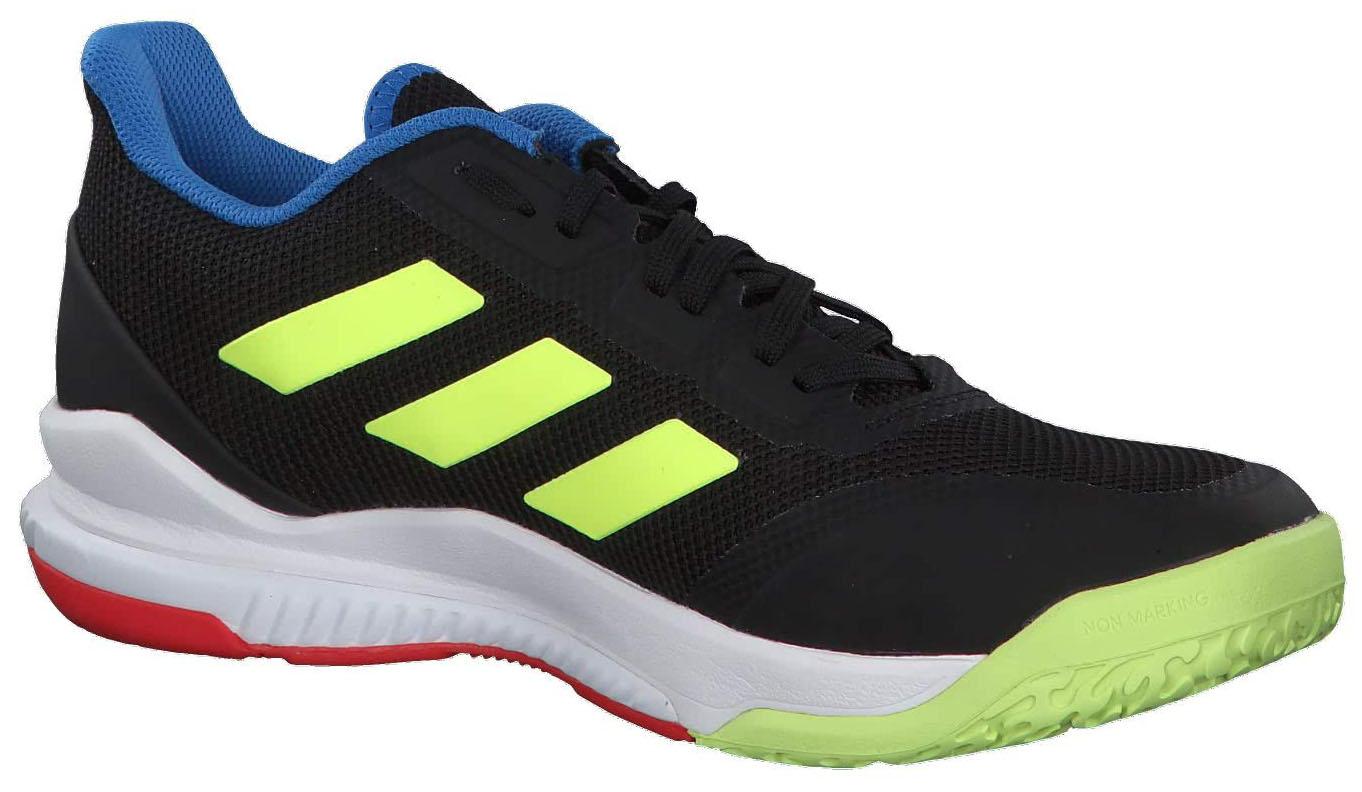 f1b36af9 Adidas Stabil Bounce Core Black