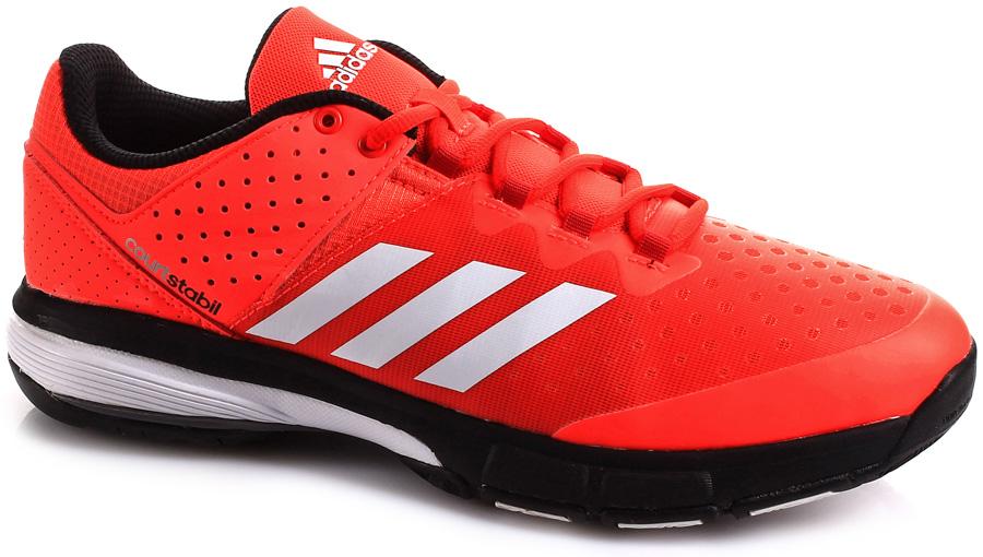 0f5b3a772be8d Adidas Court Stabil Solar Red - Buty do squasha - męskie - sklep