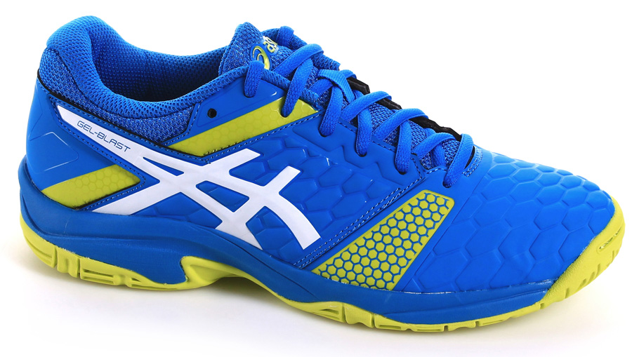 Asics Gel-Blast 7 GS Blue Green White