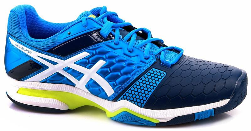 Asics Gel-Blast 7 4301 Blue - Buty do squasha - męskie - sklep 3dbe5bd833