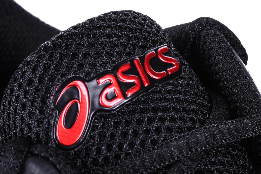 Asics Gel-Blast 7 Black Silver Red - Buty do squasha - męskie - sklep 4d00991313
