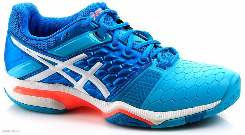 Asics Gel-Blast 7 4301 Blue - Buty damskie do squasha - sklep 59ec816ac1