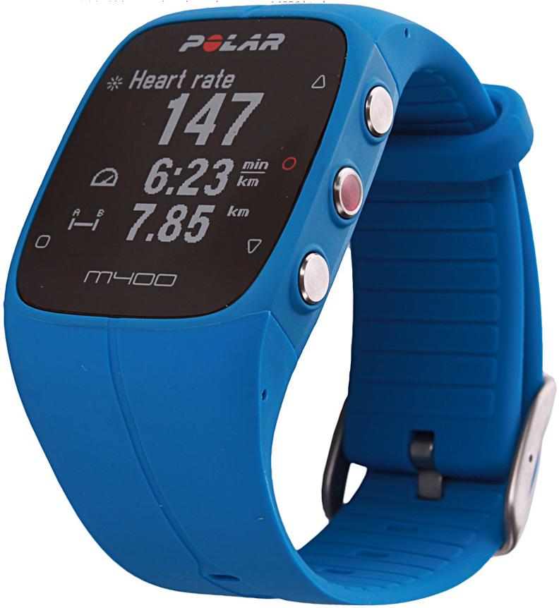 343606c4 Polar M400 Niebieski + HR pas do mierzenia tętna - Zegarki i pulsometry