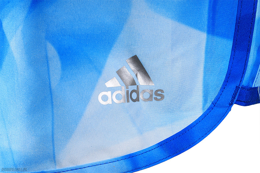 Adidas Aktiv M10 G SHORT Niebieskie