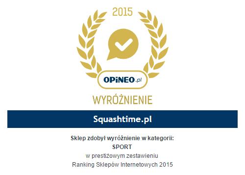Opineo SquashTime.pl 2015