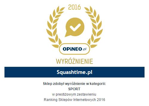 Opineo SquashTime.pl 2016