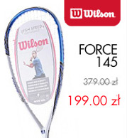 Rakieta do squasha Wilson Force 145