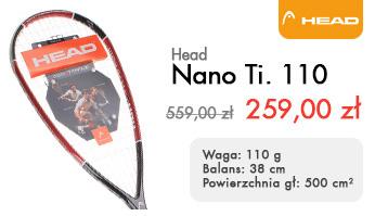 Head Nano Ti 110