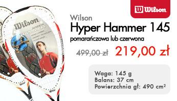 Wilson Hyper Hammer 145