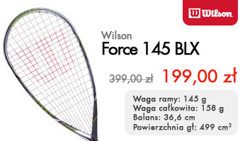 Wilson Force 145 BLX