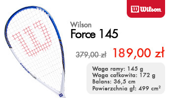 Wilson Force 145