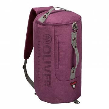 Oliver Duffle Bag Bordeaux