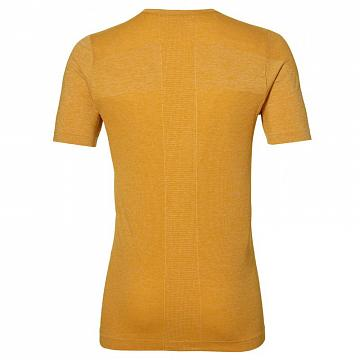 ASICS Seamless Top Yellow