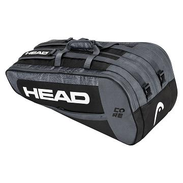 Head Core Supercombi 9R Black