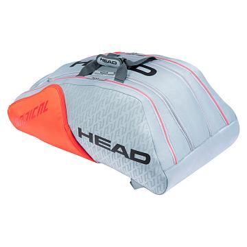 Head Radical Monstercombi 12R Gray / Orange