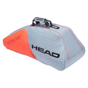 Head Radical Monstercombi 9R Gray / Orange