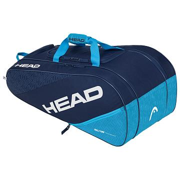 Head Elite 8R Allcourt Navy / Blue