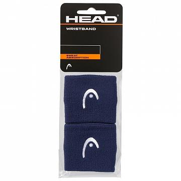 "Head Wristband 2,5"" Navy"
