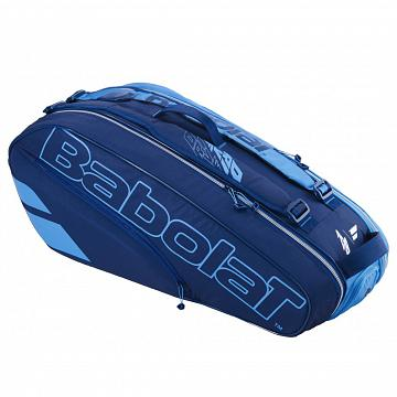 Babolat Thermobag Pure Drive 6R Blue / Navy
