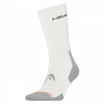 Head Tennis Crew Athletes Socks - White
