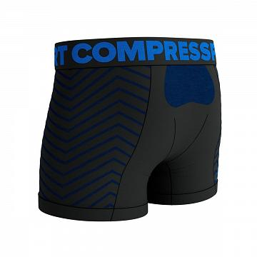 Compressport Seamless Boxer Black
