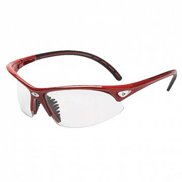Dunlop I-Armor Protective Eyewear Red
