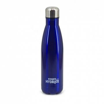 Karakal Water Bottle Gloss Blue