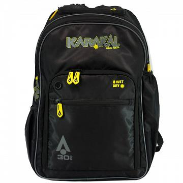 Karakal Pro Tour 30 Backpack 2.0 - Black