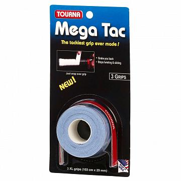Tourna Mega Tac XL 3er Blue