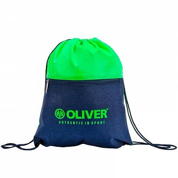 Oliver Gym Sack Blue / Green