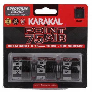 Karakal Point 75 Air 3szt Black