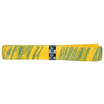 Karakal PU Super Grip Multi Yellow / Green