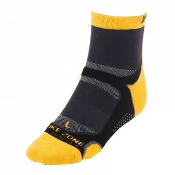 Karakal X4 Ankle Black / Yellow