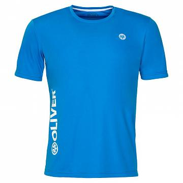Oliver Active T-Shirt Blue