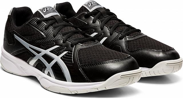 ASICS Upcourt 3 Black / Pure Silver