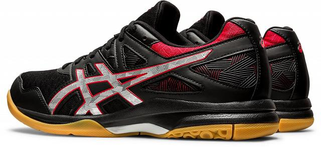 ASICS Gel-Task 2 Black / Classic Red