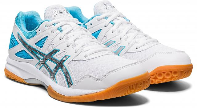 ASICS Gel-Task 2 White / Pure Silver